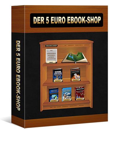 5 Euro Ebook Shop