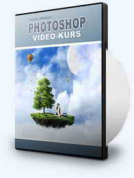 Internet Marketing Photoshop Video Kurs für Beginner