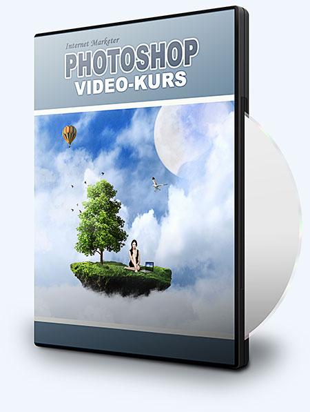 Internet Marketing Photoshop Video Kurs für Beginner