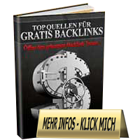 Cover Top Quellen für Gratis Backlinks
