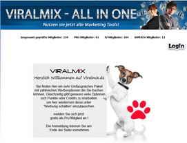 Verschicke Deine Mails auch über diesen Viral-Mailer-KOSTENLOS !!