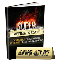 Cover Super Affiliate Plan